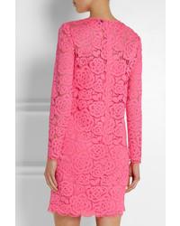 Dkny Floral Lace Mini Dress 335 Net A Portercom