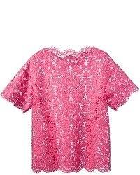 Valentino Lace T Shirt