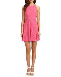 Laundry by shelli segal lace racerback dress medium 59820