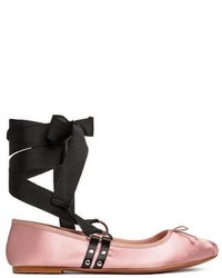 Ballet flats with lacing medium 3740481
