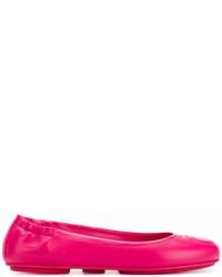 Salvatore Ferragamo Vigonla Ballerina Shoes