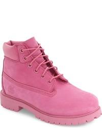 Timberland Infant Girls 6 Inch Premium Waterproof Boot