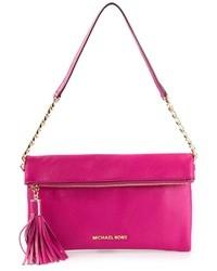 794802e8e7a3 Women's Hot Pink Leather Clutches by MICHAEL Michael Kors   Women's ...