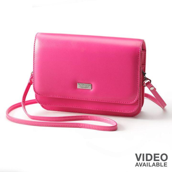 Buxton Flap Convertible Crossbody Bag