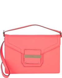 Milly Colby Crossbody Bag Pink