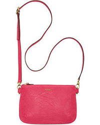 Fossil Memoir Leather Crossbody