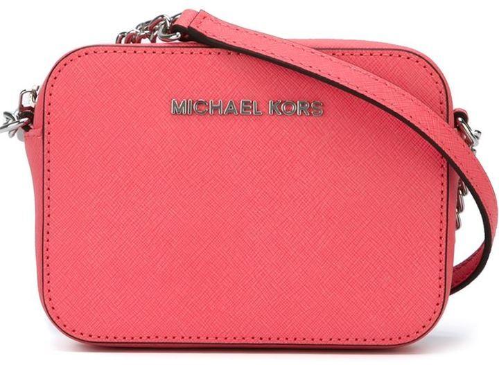 11a06cb46201 ... MICHAEL Michael Kors Michl Michl Kors Mini Jet Set Travel Crossbody Bag