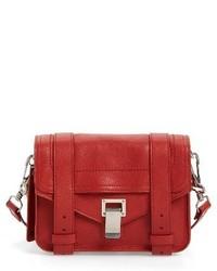 Mini ps1 lambskin leather crossbody bag pink medium 4471828