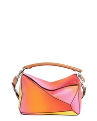 Loewe Puzzle Ombre Calfskin Leather Bag