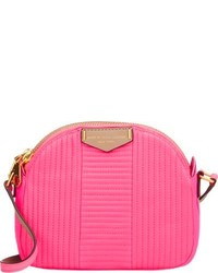 Marc by Marc Jacobs Quilted Downtown Lola Crossbody Pink