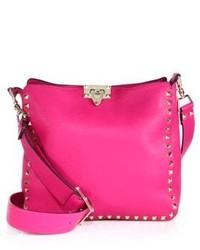 Valentino Rockstud Utilitarian Crossbody Bag