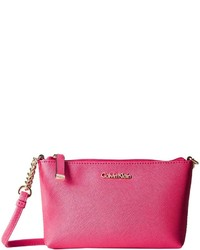 Calvin Klein Saffiano Crossbody Cross Body Handbags