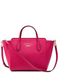 Gucci Swing Mini Crossbody Bag Blossom Pink