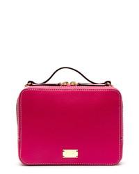 Frances Valentine Tumbled Leather Crossbody Bag