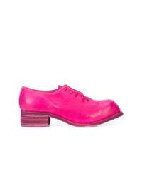 Guidi Wholecut Derby Shoes