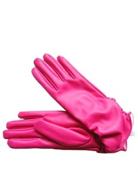 PDS Online Hot Sale Ladies Soft Comfort Faux Leather Gloves Xmas Gifts