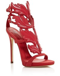Giuseppe Zanotti Coline Cruel Wing High Heel Sandals