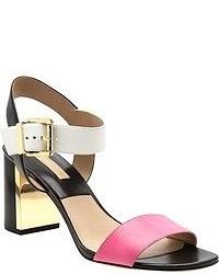 Michael Kors Michl Kors Chunky Heel Sandal