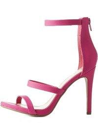 Charlotte Russe Three Piece Dress Sandals