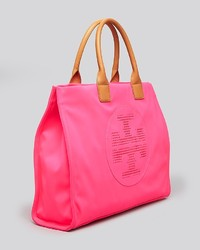 53002cfcbc0 Tory Burch Tote Ella Neon Neoprene, $225 | Bloomingdale's ...