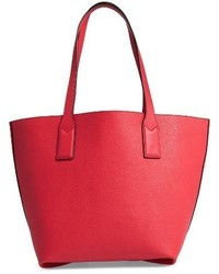 Marc Jacobs Wingman Leather Shopping Tote