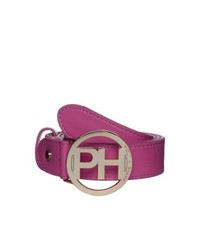 Paris hilton waist belt pink medium 122504