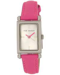 Ted Baker London Bliss Leather Strap Quartz Watch