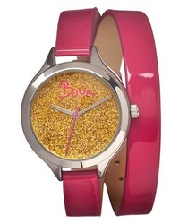 Boum Boum Confetti Watch With Custom Glitter Dial