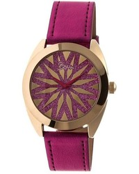 Boum Etoile Collection Boubm3103 Watch With Leather Strap