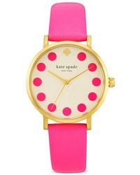 Kate Spade New York Metro Dot Watch 34mm