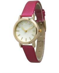 Olivia Pratt Petite Metallic Watch