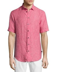 Fred Perry Tipped Short Sleeve Sport Shirt | Where to buy & how to ...