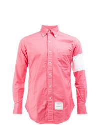 Thom Browne Button Down Armband Shirt