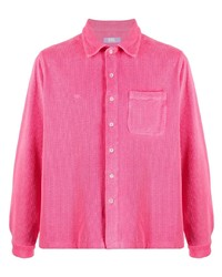 ERL Logo Embroidered Shirt