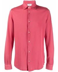 Fedeli Piqu Button Front Shirt