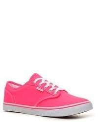 Hot pink low top sneakers original 4257365