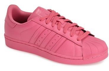 tennis adidas rosas