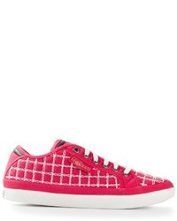 Alexander McQueen Puma Black Label By Check Trainer