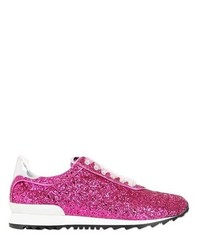 Casadei limited edition glittered sneakers medium 423132