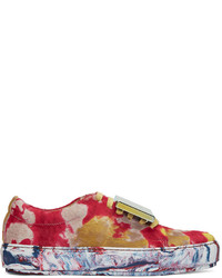 Muticolor adriana tie dye sneakers medium 1151505