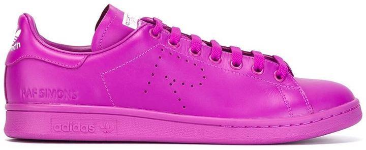 adidas original stan smith violet