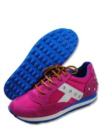 Steve Madden Starbrst Pink Fashion Sneakers