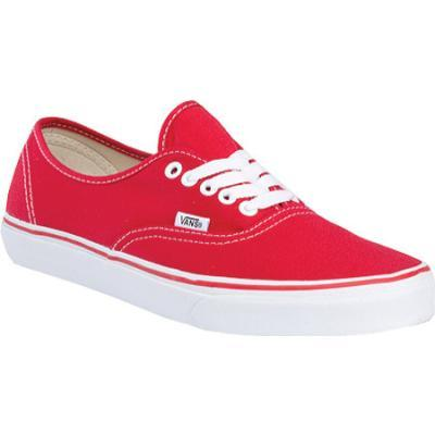 373c0db356 ... Low Top Sneakers Vans Authentic Red Fashion Sneakers