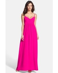 Hot pink maxi dress original 8517301