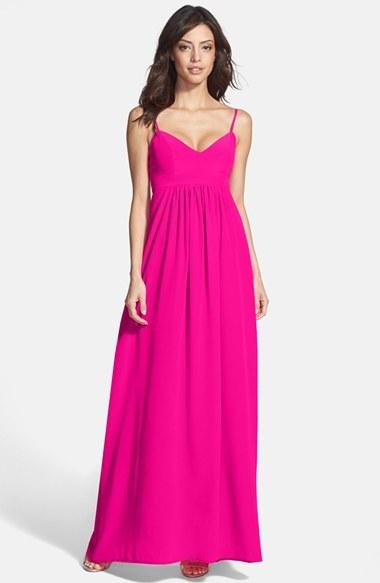 Amanda up richard chantelle maxi dress