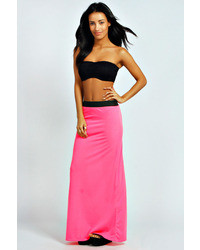 Hot Pink Maxi Skirts for Women | Women's Fashion