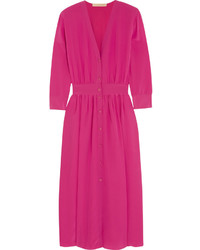 Hot pink midi dress original 9950316