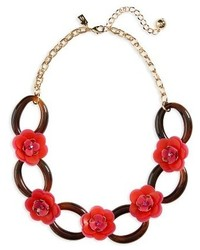 Rose posies link necklace medium 4343511