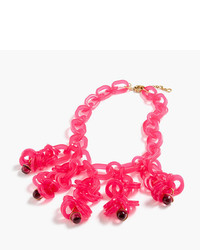Translucent link statet necklace medium 5080471