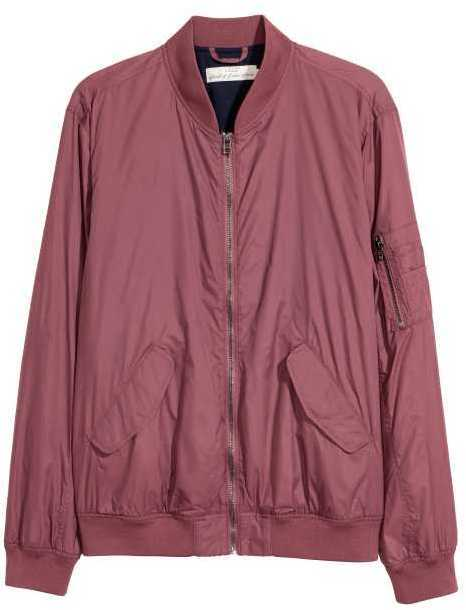 superior quality great deals 2017 shades of $34, H&M Nylon Bomber Jacket